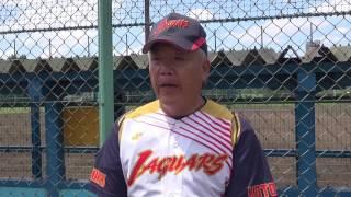 東京都江東区 学童軟式野球チーム砂町ジャガーズ 松尾監督インタビュー.