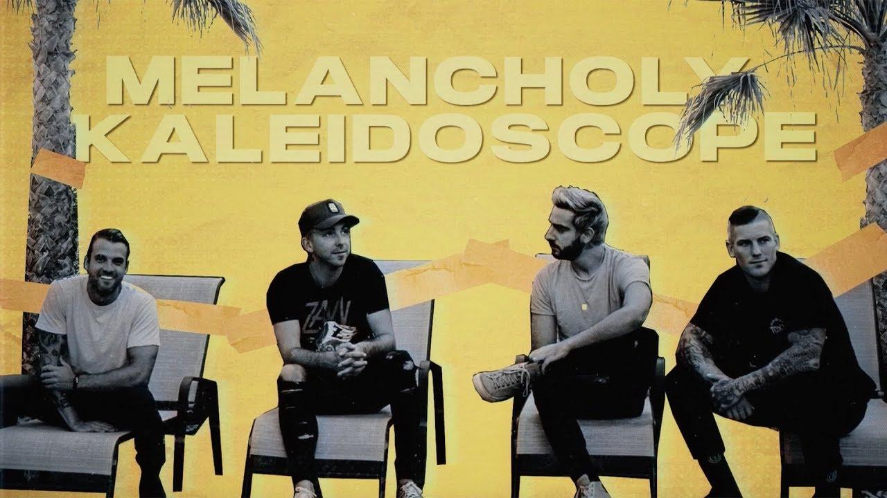 All Time Low — Melancholy Kaleidoscope (LYRIC VIDEO)