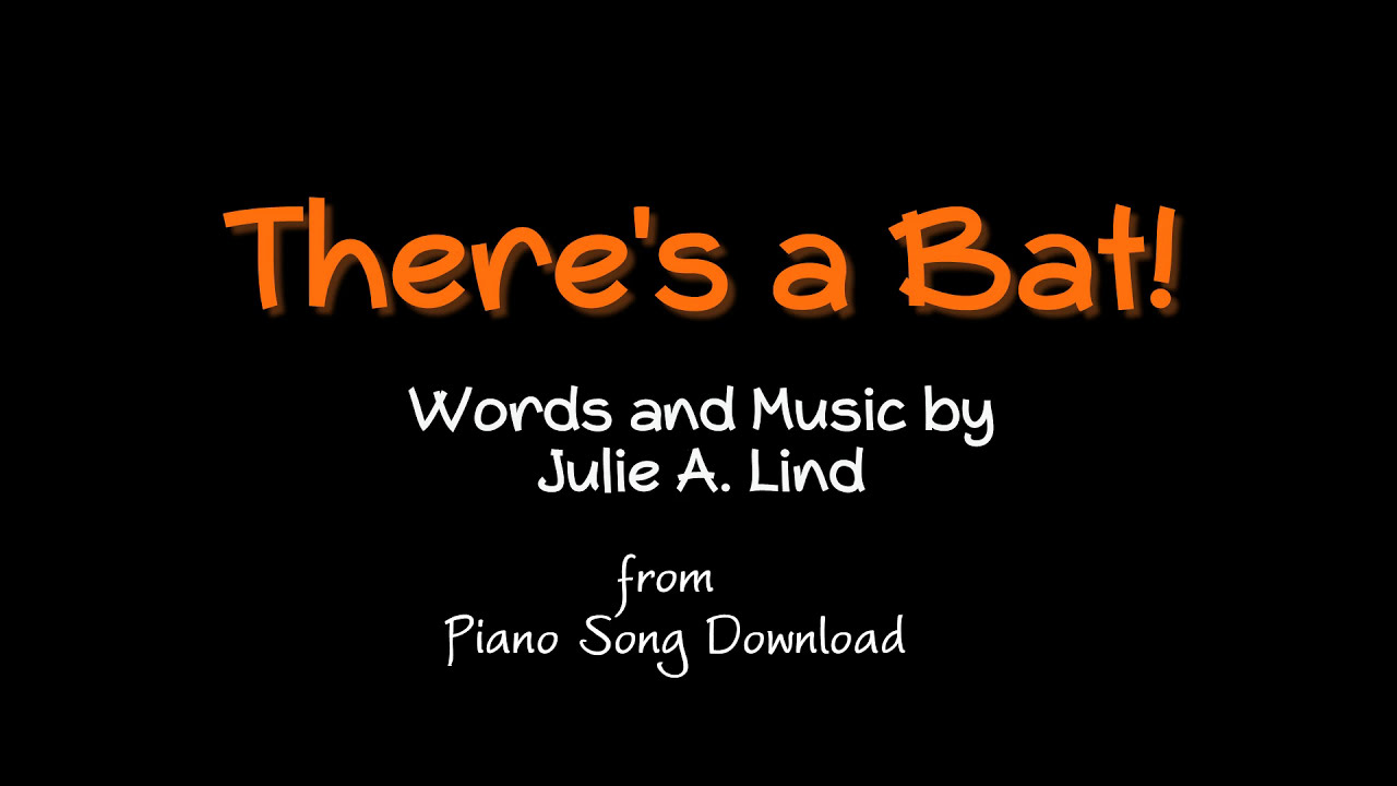 free halloween song for piano original composition