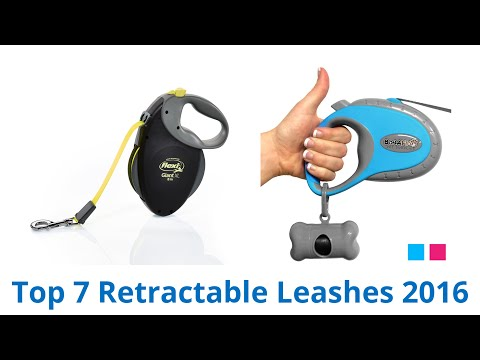 7 Best Retractable Leashes 2016