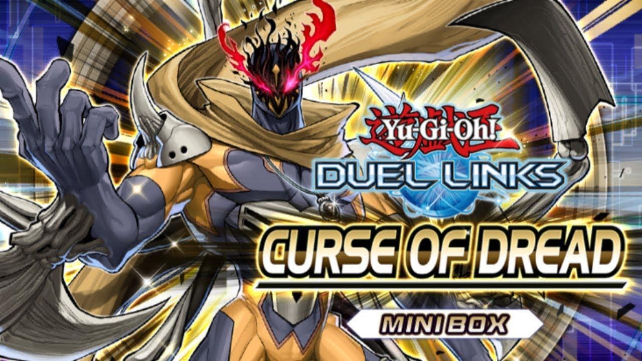 NEW Mini BOX Curse Of Dread BOX Opening!!! {Yu-Gi-Oh! Duel Links}