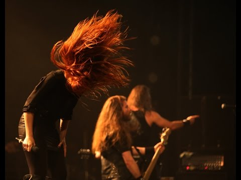 Epica Live in Concert at Mood Indigo 2014