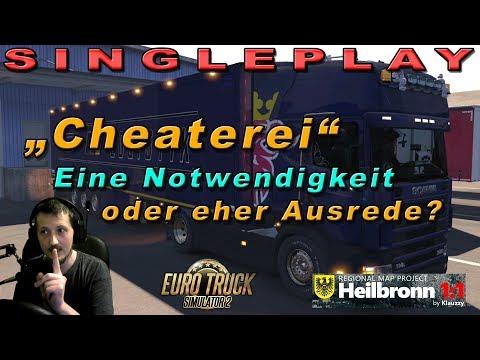 Cheaten: Notwendigkeit Oder Ausrede? - ETS2 Heilbronn   Deutsch