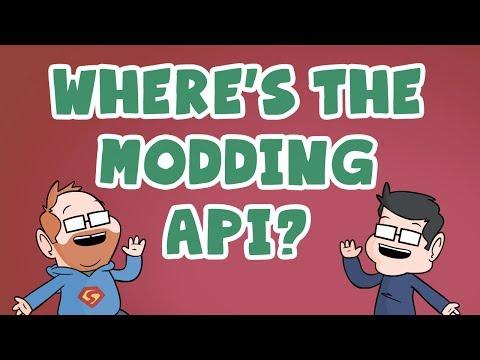 ♪ Minecraft Parody - Wheres The Modding API?