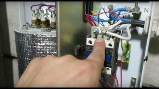 Ремонт електрокотла