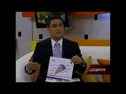 Entrevista a CIDCITEI INTERNACIONAL en VTV en el programa Contraste 20/05/2014