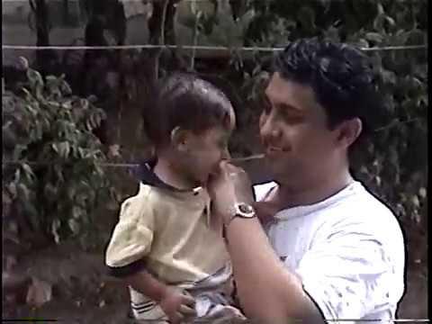 Asadbhai in Karachi 2002