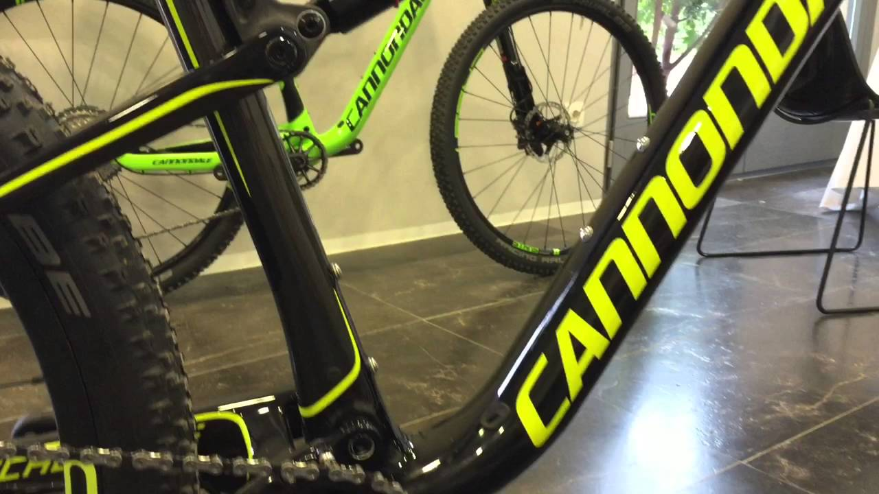 Cannondale Scalpel Si Carbon 2 - YouTube