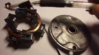 Ремонт стартера ВАЗ-2109 своими руками: видеоинструкция
