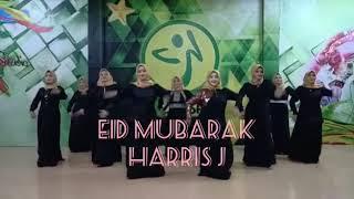 Download lagu EID MUBARAK - HARRIS J || DANCE || HAZAR JLSTUDIO SANGASANGA