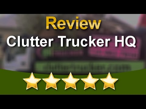 Clutter Trucker Englewood CO Reviews - Junk Removal Englewood Colorado