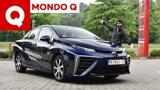 800 km a idrogeno: si possono fare davvero? Il test con la Toyota Mirai | Quattroruote