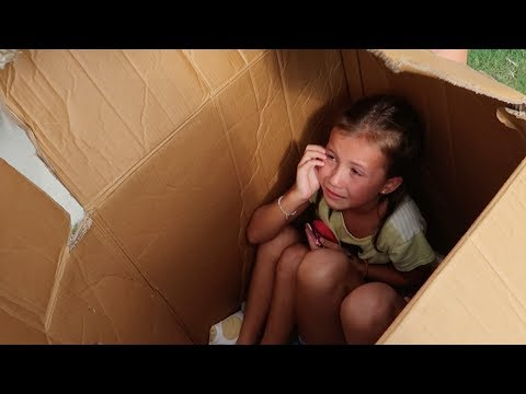 SHIPPED MYSELF IN A BOX PRANK...GONE WRONG!