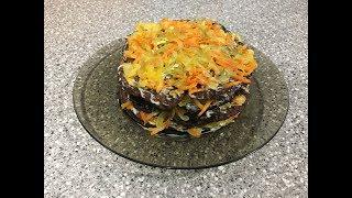 Как приготовить печеночный торт