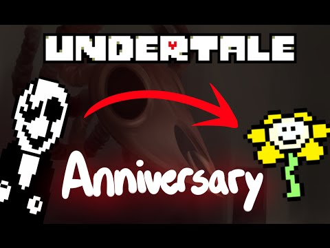 Gaster created Flowey?! | Undertale Anniversary Special!