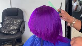 Quick Weave Bob no leave out | Sensual iRemy