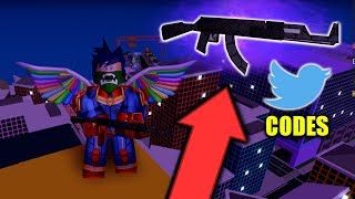 ⭐ CODE FOR THE SECRET * SUPER WEAPON MAD CITY! | ROBLOX ⭐
