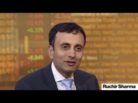Ruchir Sharma / Global Risks, Inflation, Emerging Market risks