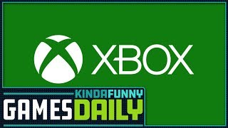 Next Xbox: Streaming Scarlett? - Kinda Funny Games Daily 07.23.18