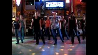 Country Cricket Line Dance