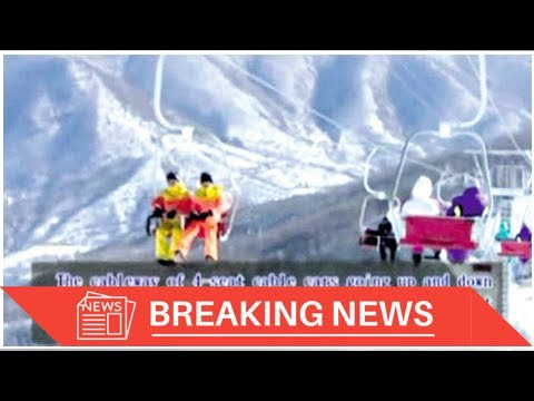 [Breaking News] N. Korea went all out to promote the Ski Resort