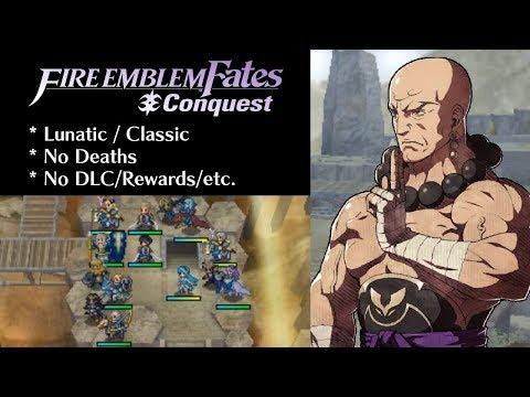 Fire Emblem Fates: Conquest - Chapter 20 (Lunatic)