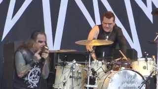 Coal Chamber - Drove - live at Graspop 2013