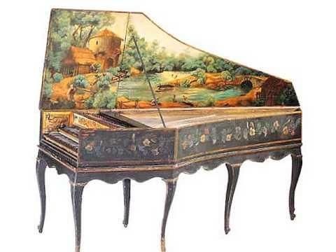 Harpsichord Music - YouTube