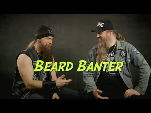 BEARD BANTER with Zakk Wylde + Amon Amarth