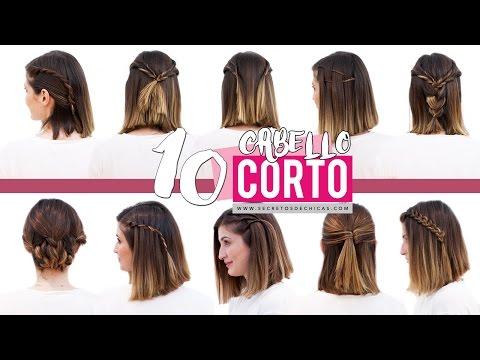 Como tener el pelo corto y liso