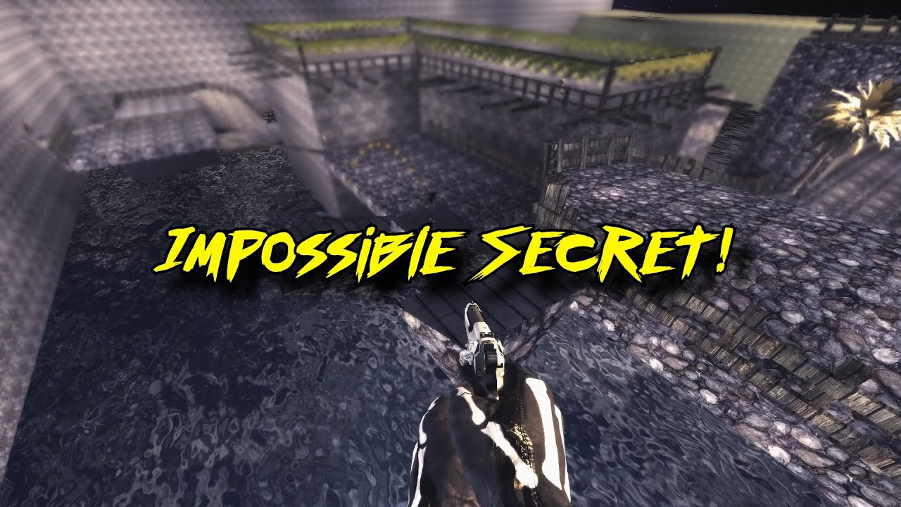 No one can complete this secret...