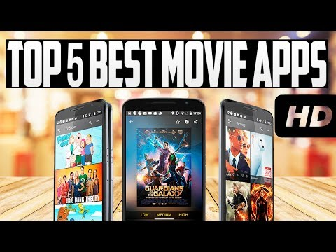 Top 5 Best FREE Movie Apps in 2017 To Watch Movies Online for Android #2