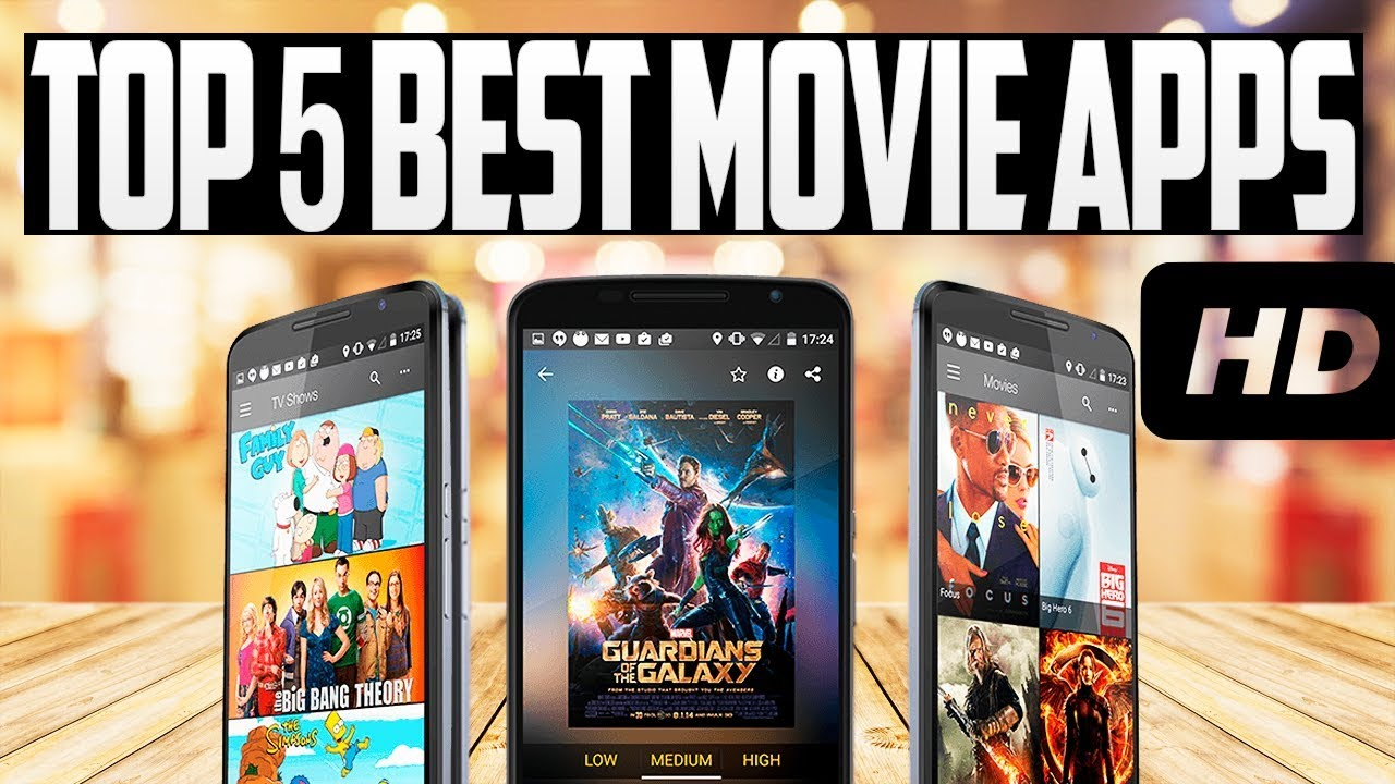 apps to watch movies online for free
