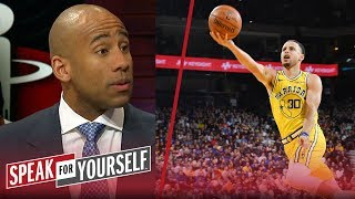 Dahntay Jones says James Harden is the MVP and Golden State is vulnerable | NBA | SPEAK FOR YOURSELF