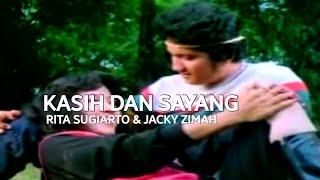 Rita Sugiarto & Jacky Zimah 'Kasih dan Sayang' (Dilihat Boleh Dipegang Jangan, OST) MV
