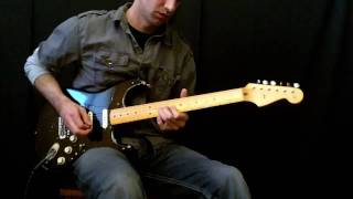 Fender Custom Shop David Gilmour Relic Stratocaster