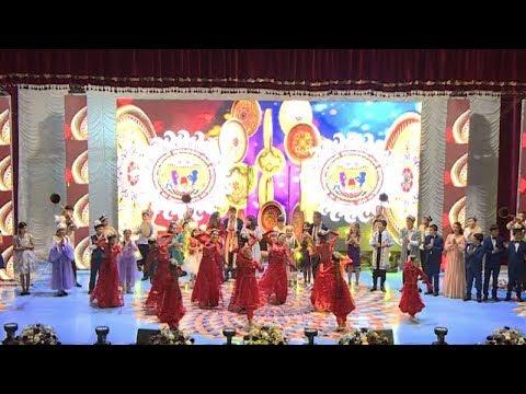 Согдийский Дастархан встречает гостей Таджикистана