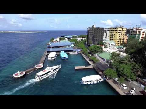 Male'  (Capital of the Maldives)