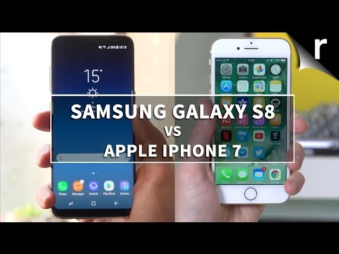 Samsung Galaxy S8 vs iPhone 7: Has Apple met its match?