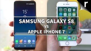 Samsung Galaxy S8 vs iPhone 7: Has Apple met its match?