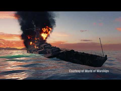 Encuentran el USS Indianapolis hundido hace 72 años por un submarino japonés