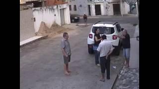 assaltantes na Liberdade em Campina Grande Paraíba