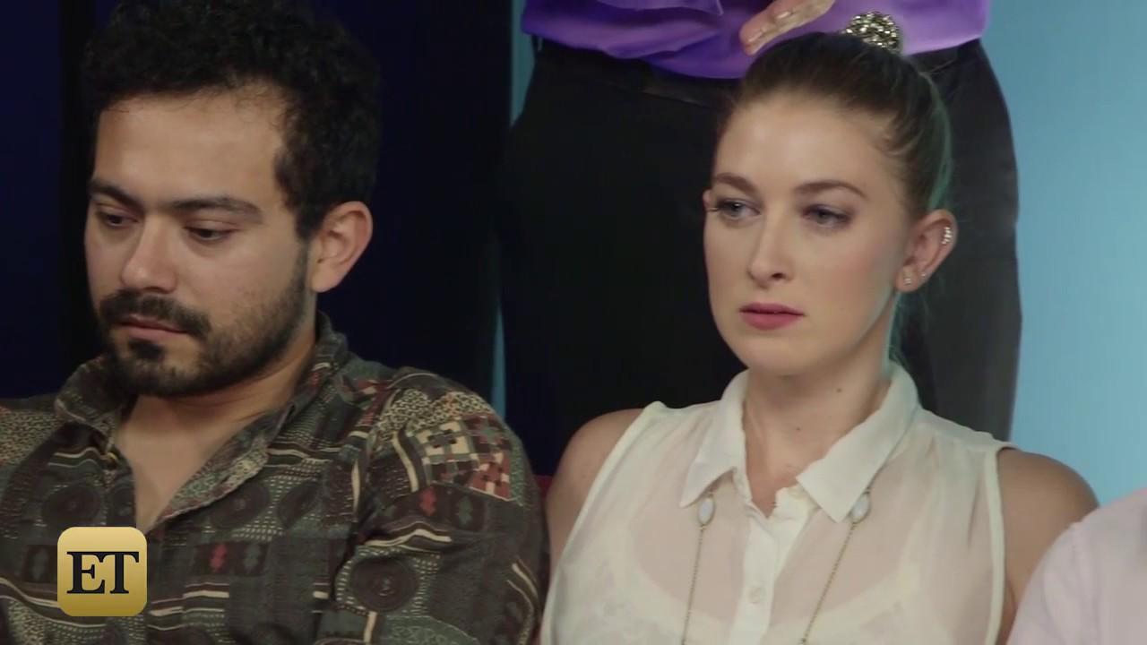 Hypnotist Richard Barker On Et Entertainment Tonight Tv Television Show