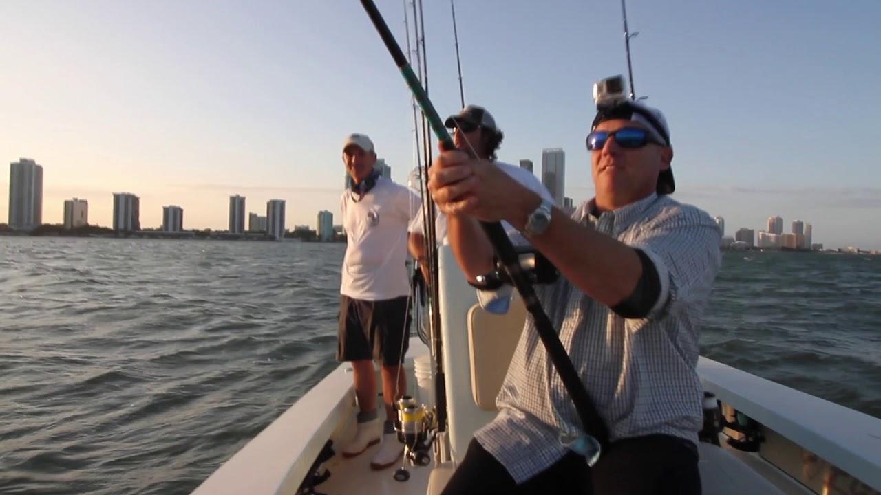 Captain Jeff Lunkerdog Tarpon Show