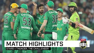 Stars one win away from their first ever BBL title | KFC BBL|09