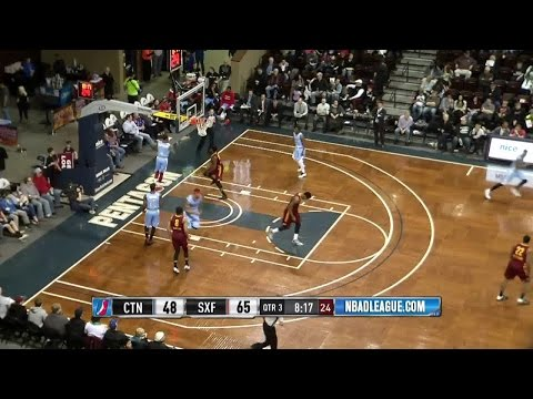 Highlights: John Holland (20 points)  vs. the Skyforce, 3/18/2016