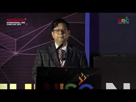 স্বাগতম! Welcome To West Bengal | Mr. Debasish Sen At NASSCOM International SME Conclave | NISC 2019