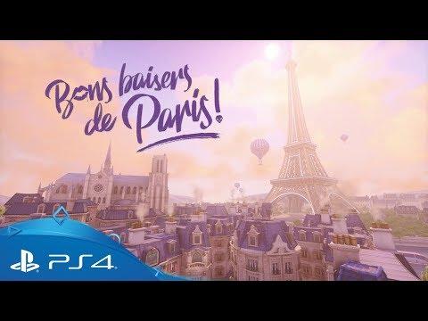 Overwatch   New Map - Paris   PS4 thumbnail