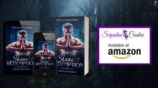 Book Trailer: Shane's Redemption