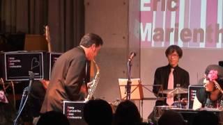 (9:16 HD) SDJO セクシー・ダイナマイト・ジャズ・オーケストラ エリック・マリエンサル 2010年4月24日 スペースDo.